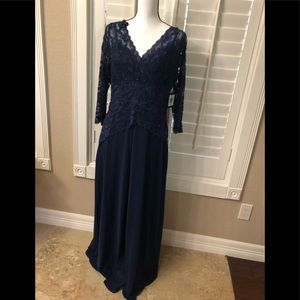 Marina evening or wedding guest dress